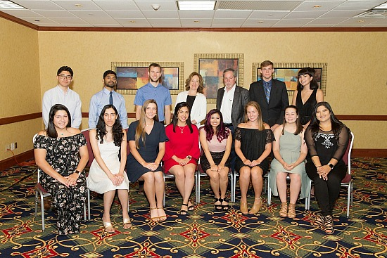 2018 S&B Scholarship Awards